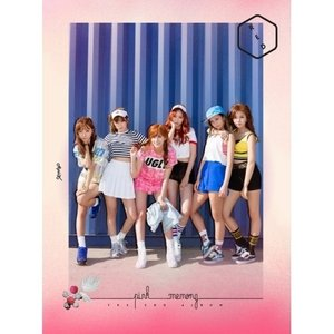 A-PINK - VOL.2 [PINK MEMORY] RED VER.|shop11