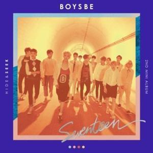 【レビューで生写真5枚】【メール便送料無料】SEVENTEEN - BOYS BE (2ND MINI ALBUM) (VER.SEEK)|shop11