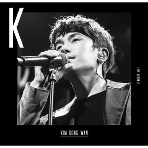 KIM DONGWAN - LIVE ALBUM K|shop11