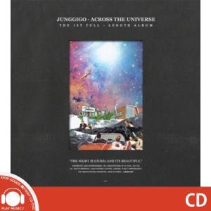 JUNGGIGO ACROSS THE UNIVERSE 1ST ALBUM ジュンギゴ 1集アルバム|shop11