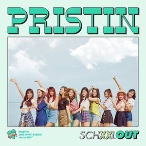 PRISTIN - SCHXXL OUT (2ND mini album) OUT VER.|shop11