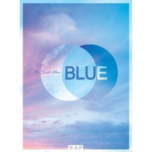 B.A.P BLUE 7TH SINGLE ALBUM - B VER|shop11