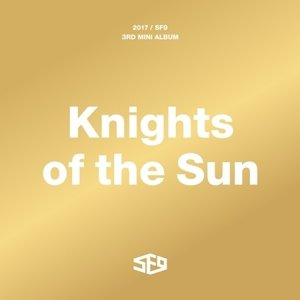 SF9 KNIGHTS OF THE SUN 3RD MINI ALBUM【レビューで生写真5枚】|shop11