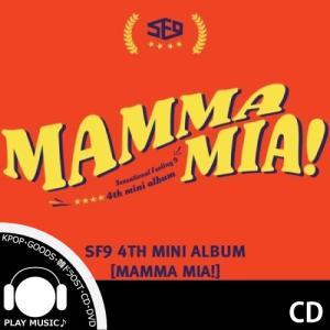 SF9 MAMMA MIA! 4TH MINI ALBUM ...
