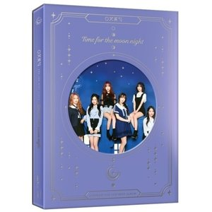 Girlfriend - TIME FOR THE MOON NIGHT (6TH mini album) TIME VER.|shop11