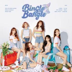 AOA - BINGLE BANGLE 5TH MINI ALBUM READY VER.|shop11