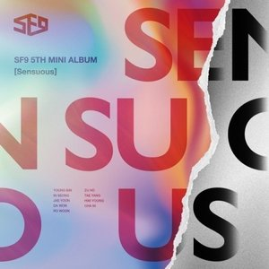 SF9  SENSUOUS 5TH MINI ALBUM EXPLODED EMOTION VER.【レビューで生写真5枚】【送料無料】|shop11