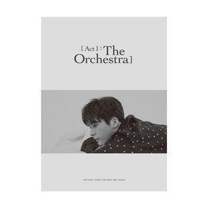 SONG DONG WOON - ACT 1 : THE ORCHESTRA 1ST MINI ALBUM【宅配便】|shop11