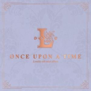 【一般盤】LOVELYZ ONCE UPON A TIME 6TH MINI ALBUM STANDARD ラブリーズ 6集【宅配便】 shop11