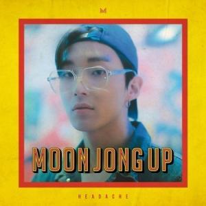 Moon jongup  HEADACHE Single Album shop11