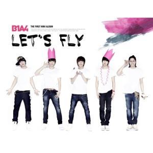 B1A4 - LET'S FLY (MINI ALBUM) shop11