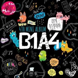 B1A4 - WHAT`S GOING ON MINI ALBUM shop11