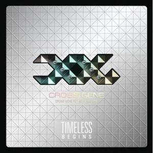 【韓国盤】【限定盤】CROSS GENE - TIMELESS : BEGINS MINI ALBUM Limited Edition 【未開封新品】|shop11
