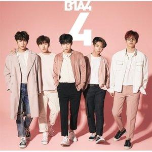 B1A4 4TH JAPAN ALBUM ビワンエイフォ 日本正規 4集 アルバム【レビューで生写真5枚】【宅配便】 shop11