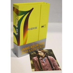 JANG KEUN SUK - 21 ASIA TOUR (4DISC)|shop11