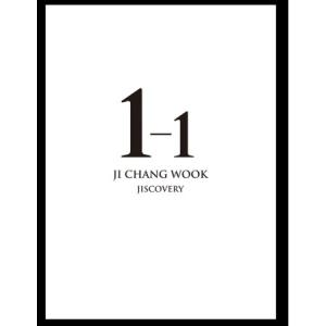 【ALL】JI CHANG WOOK 1-1 JISCOVERY DVD ジ チャンウック PHOTOBOOK 写真集 DVD【宅配便】|shop11