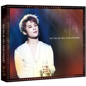 XIA - 2010 XIA 4TH ASIA TOUR CONCERT [] IN YOKOHAMA DVD (3 DISC)|shop11