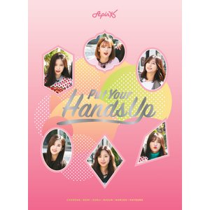 APINK - PUT YOUR HANDS UP DVD 3 DISC|shop11
