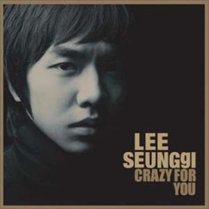 LEE SEUNG GI - VOL.2 [CRAZY FOR YOU]|shop11