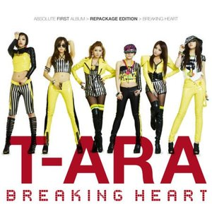 T-ARA - VOL.1 REPACKAGE [BREAKING HEART] shop11