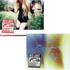 F(X) - RED LIGHT 3RD ALBUM shop11