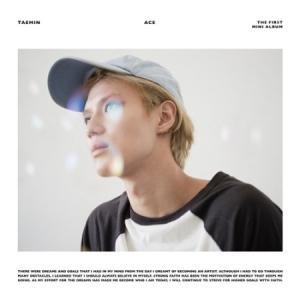 TAEMIN - ACE 1ST MINI ALBUM|shop11