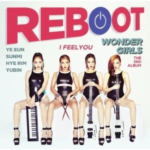 WONDER GIRLS - REBOOT 3RD ALBUM shop11