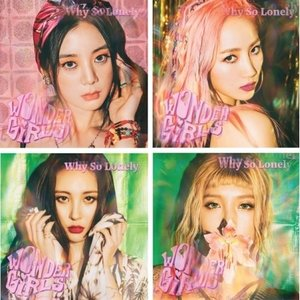 WONDER GIRLS - WHY SO LONELY (SINGLE ALBUM) shop11