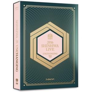 【DVD】2016 SHINHWA LIVE UNCHANGING DVD 神話 2016 ライブ アンチェインジン 【レビューで生写真5枚】【宅配便】|shop11