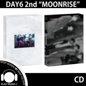 DAY6 2ND ALBUM MOONRISE デイ6 2集 アルバム【レビューで生写真5枚】【宅配便】|shop11