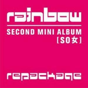 RAINBOW - REPACKAGE EDITION (MINI ALBUM VOL.2)|shop11