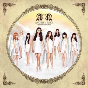 AOA - ANGELS' STORY SINGLE ALBUM|shop11