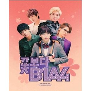 B1A4 - SPECIAL DVD (2 DISC + PHOTOBOOK 8P) shop11