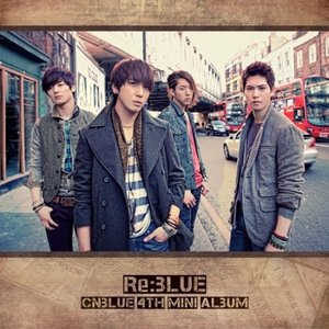 CNBLUE - RE:BLUE (4TH MINI ALBUM)|shop11