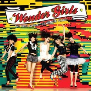 WONDER GIRLS - THE WONDER YEARS 1ST ALBUM shop11