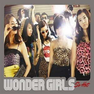 WONDER GIRLS - SO HOT (THE 3RD PROJECT) shop11