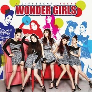 WONDER GIRLS - 2 DIFFERENT TEARS SINGLE ALBUM shop11
