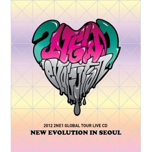 2NE1 - NEW EVOLUTION IN SEOUL (2012 2NE1 GLOBAL TOUR LIVE CD)|shop11
