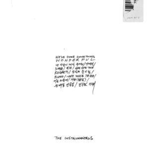 エピックハイ (EPIK HIGH) 9TH ALBUM  [WE'VE DONE SOMETHING WONDERFUL] THE INSTRUMENTALS|shop11