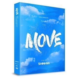 SHINHWA 19TH ANNIVERSARY SUMMER LIVE [MOVE] DVD (2 DISC)【レビュー生写真5枚】【宅配便】|shop11