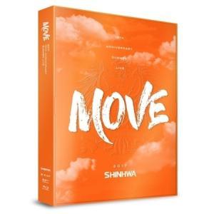SHINHWA 19TH ANNIVERSARY SUMMER LIVE [MOVE] BLU-RAY (2 DISC) 【レビュー生写真5枚】【宅配便】|shop11