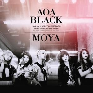 AOA - MOYA (3TH SINGLE ALBUM)|shop11