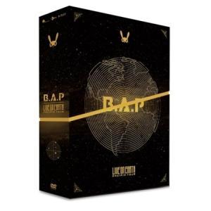 B.A.P - B.A.P LIVE ON EARTH PACIFIC (3 DVD + PHOTO BOOK)|shop11
