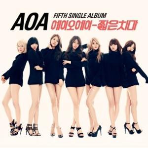 AOA - SHORT SKIRTS (4TH SINGLE ALBUM)|shop11