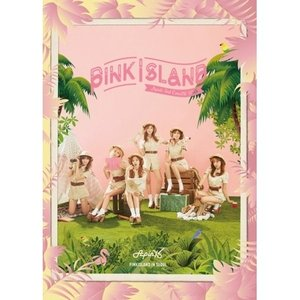 A-PINK - 2ND CONCERT DVD [PINK ISLAND]|shop11