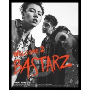 BLOCK B BASTARZ - WELCOME 2 BASTARZ (2ND MINI ALBUM)|shop11
