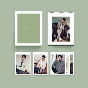 KIM MINSUK - 2017 SEASON GREETING|shop11