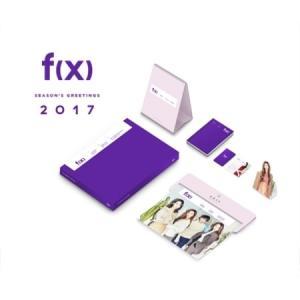 F(X) - 2017 SEASON GREETING shop11