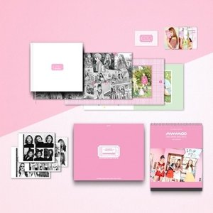 MAMAMOO - 2017 SEASON GREETING|shop11
