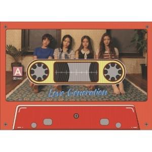 DIA LOVE GENERATION 3RD MINI ALBUM - UNIT L.U.B VER|shop11